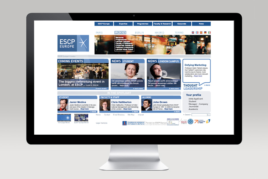 Publications ESCP Europe Business School - Wallpaper - tad ...